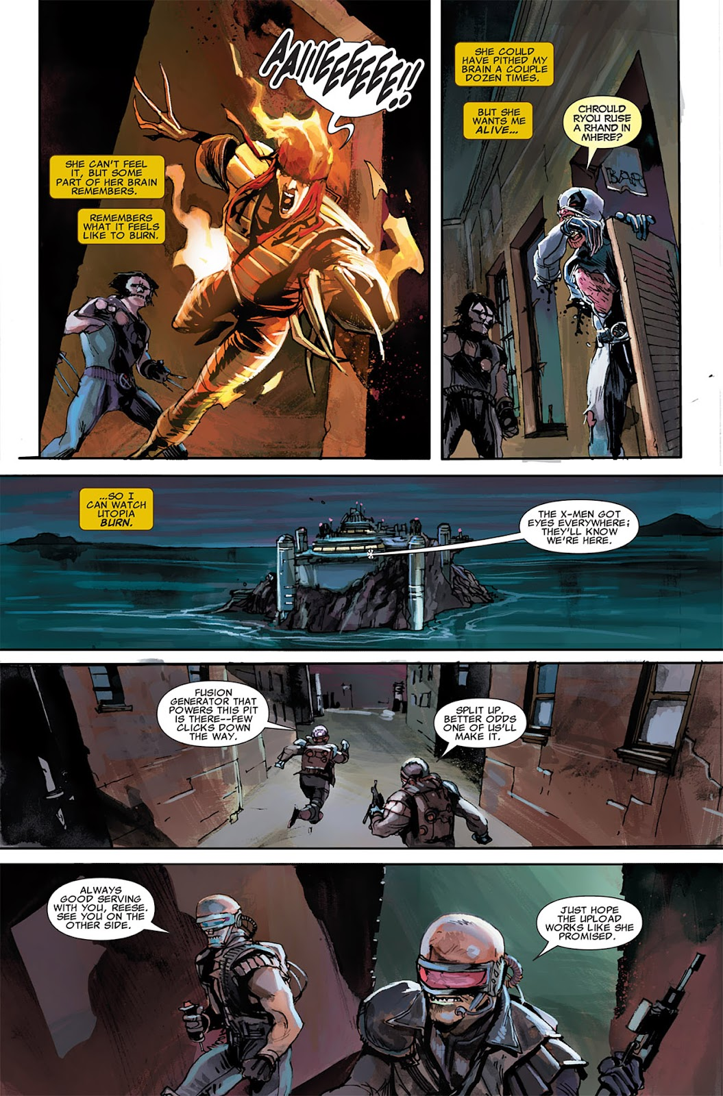 Uncanny X-Force (2010) Issue #5.1 #6 - English 18