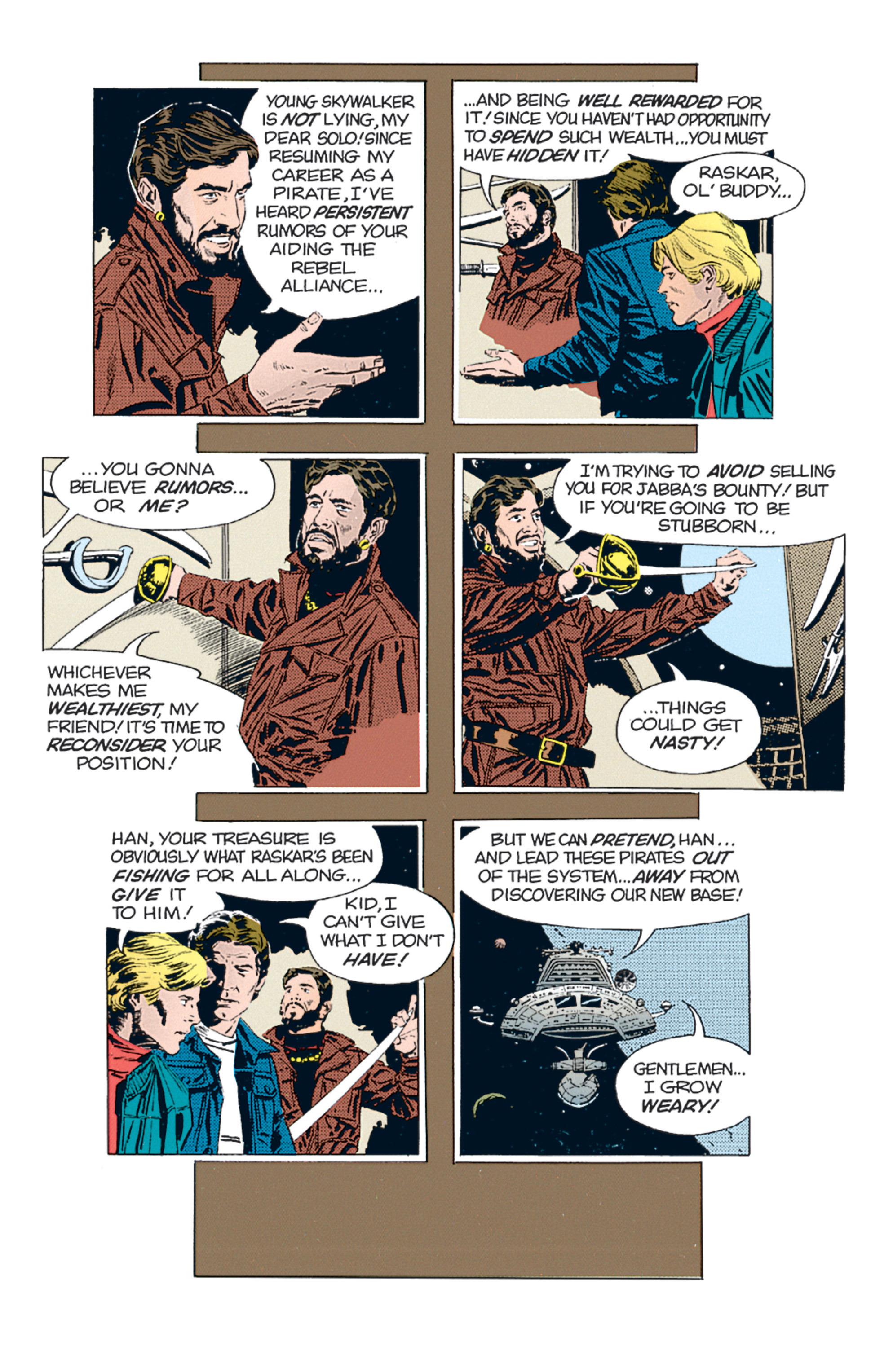 Classic Star Wars #19 #19 - English 18
