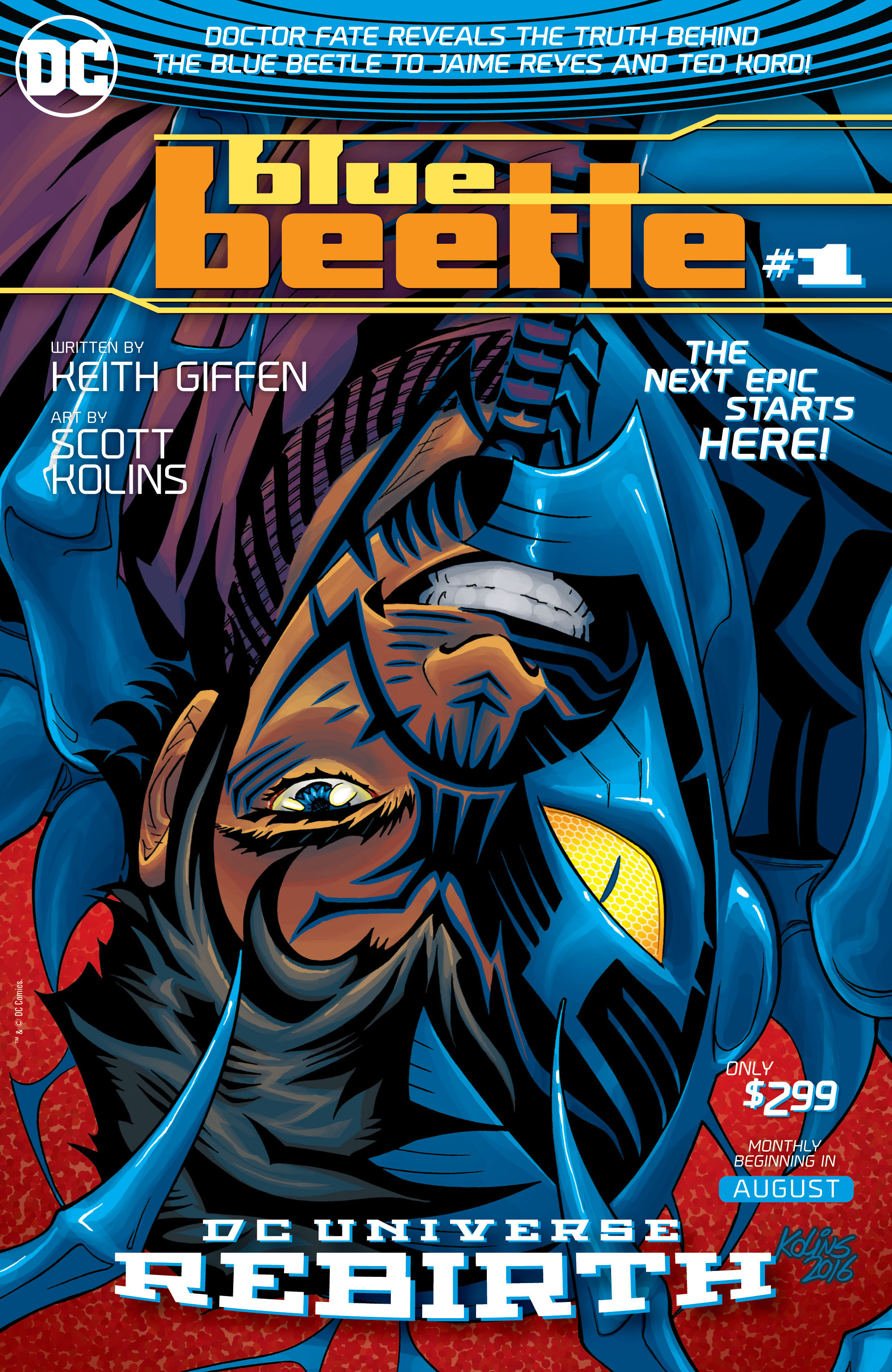 Read online Scooby Apocalypse comic -  Issue #4 - 2
