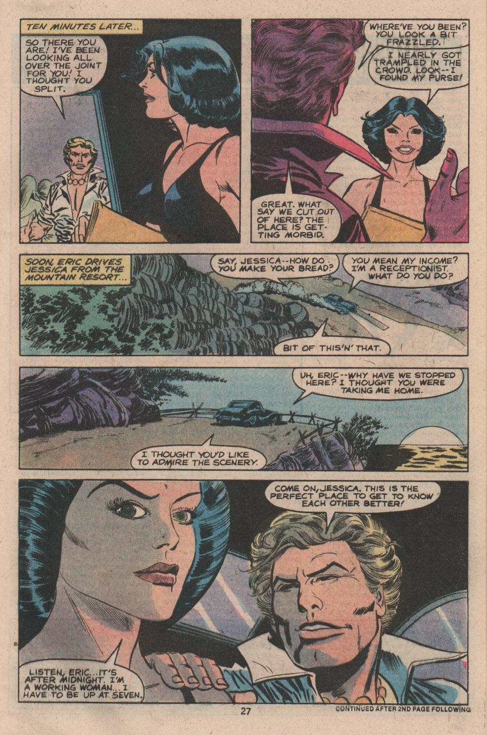 Spider-Woman (1978) Issue #17 #17 - English 17