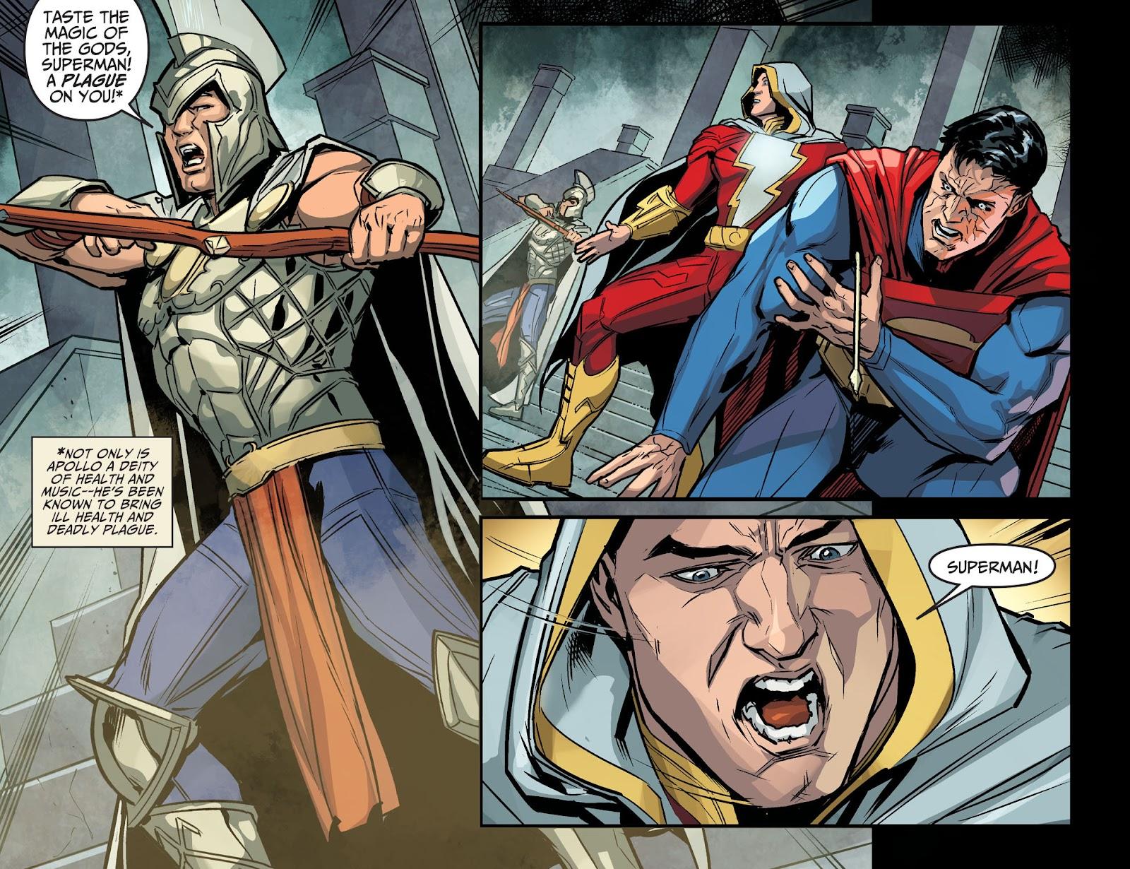 Injustice: Gods Among Us Year Four Issue #14 #15 - English 7