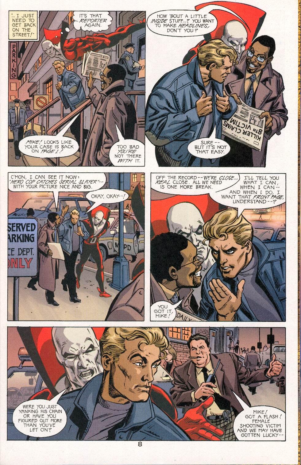 Read online Deadman (2002) comic -  Issue #6 - 9