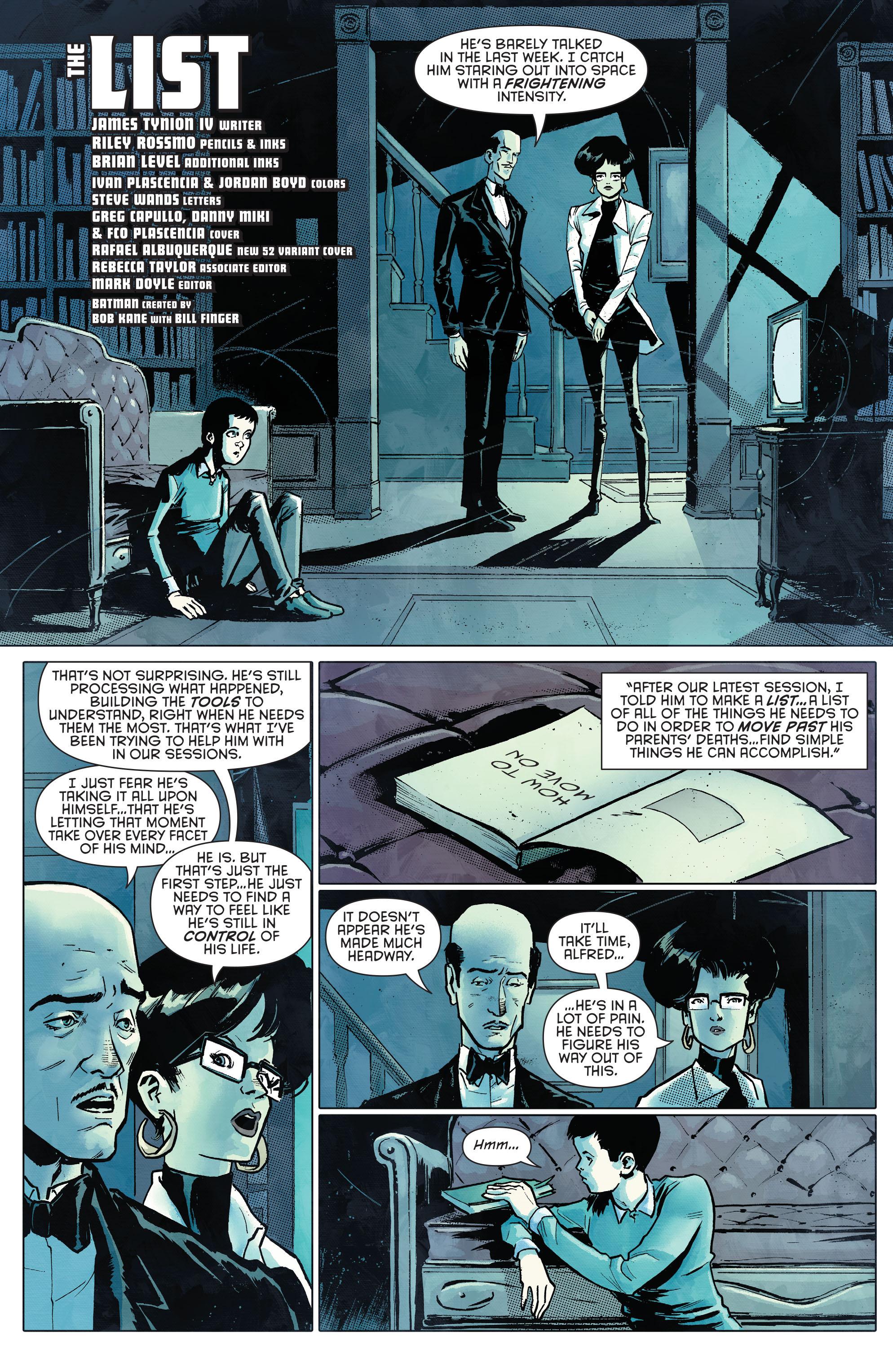 Batman (2011) #52 #75 - English 5