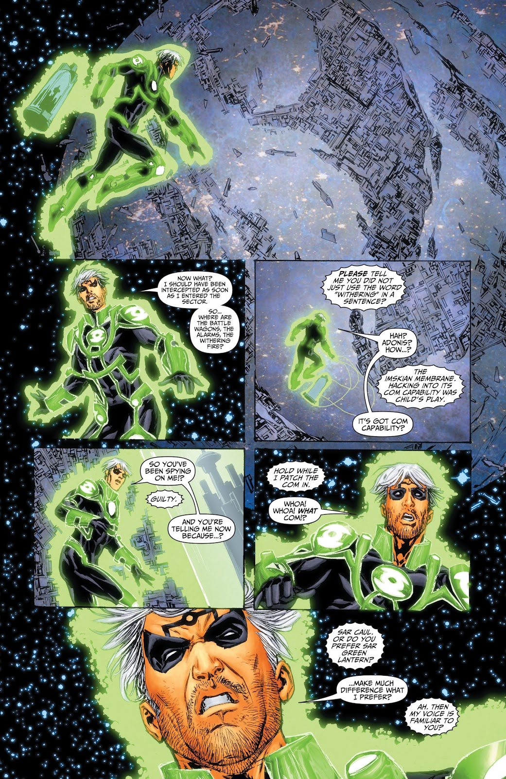 Threshold (2013) Issue #7 #7 - English 11