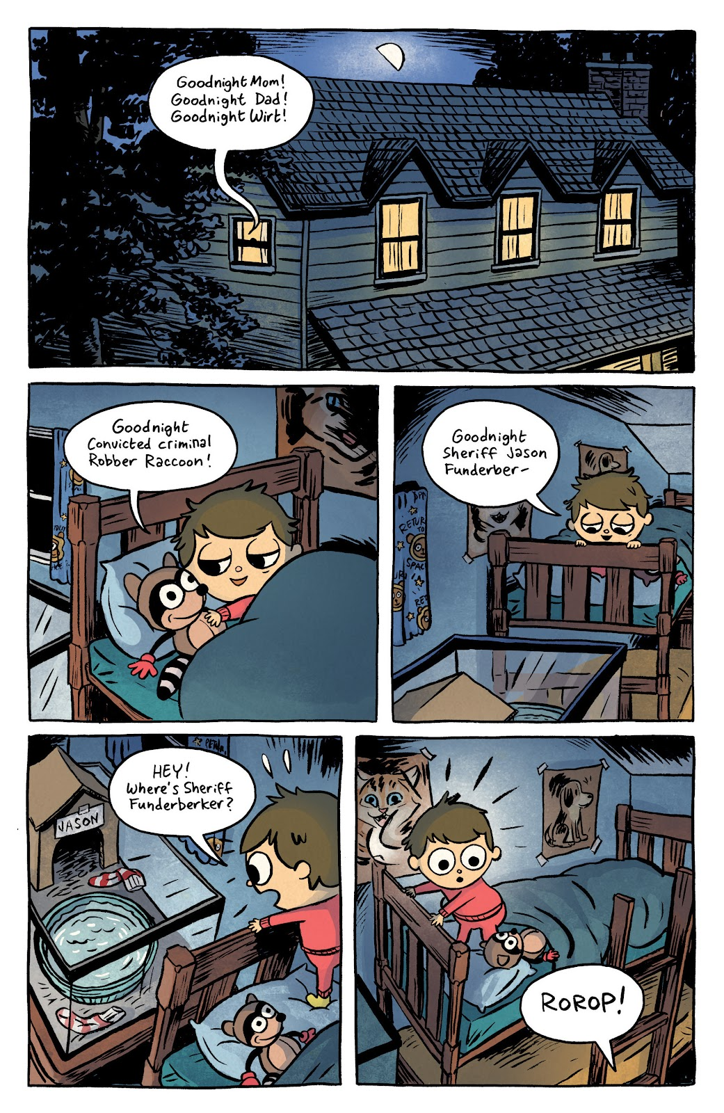 Over the Garden Wall (2016) Issue #1 #1 - English 2