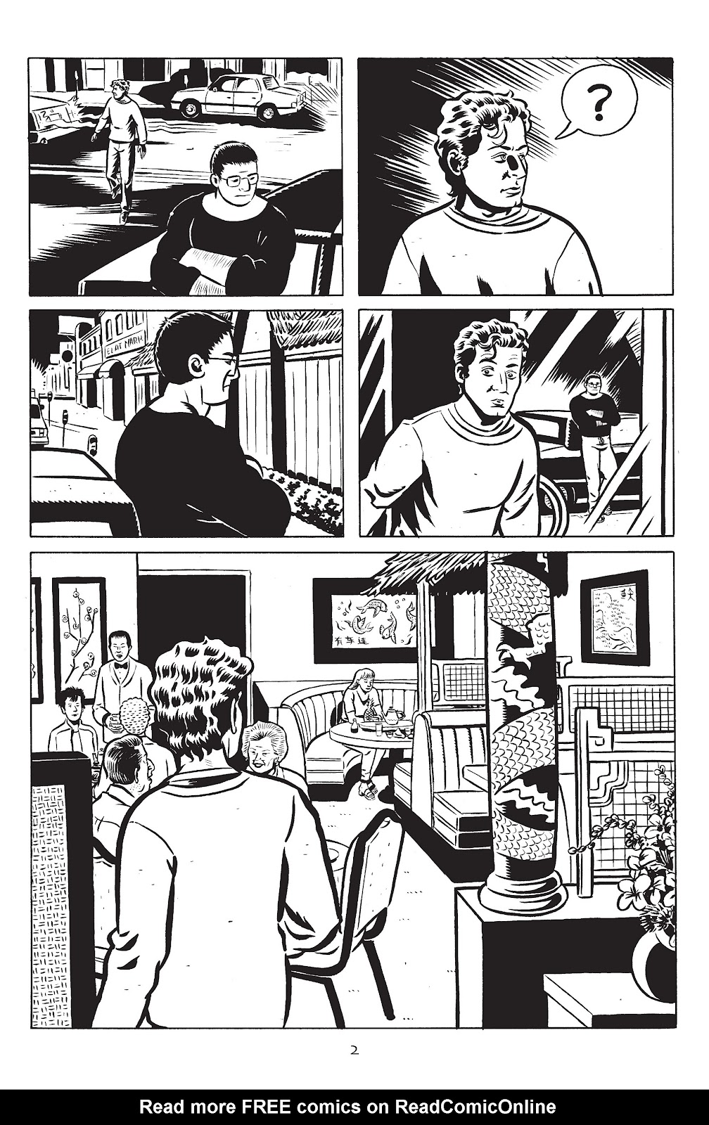 Stray Bullets Issue #24 #24 - English 4