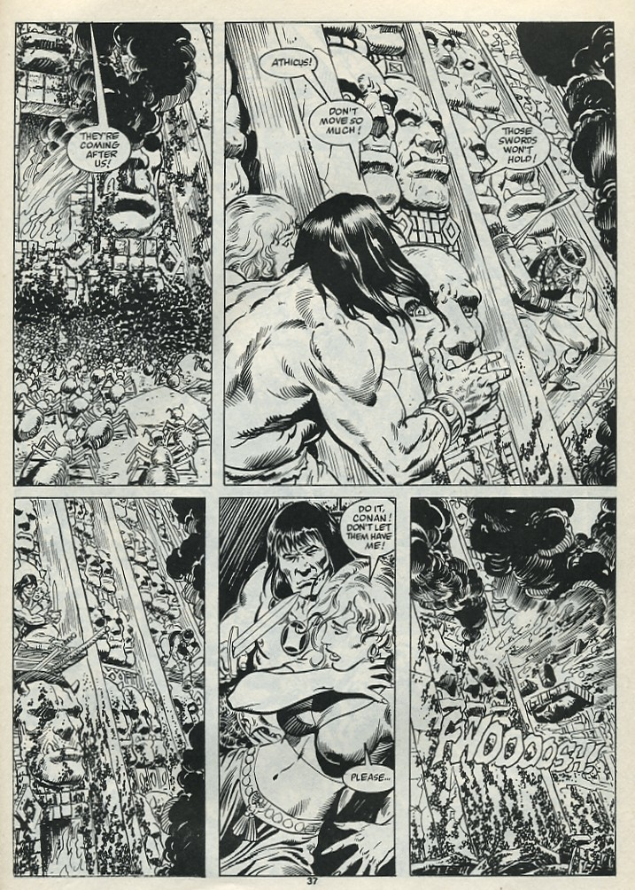 The Savage Sword Of Conan Issue #182 #183 - English 39