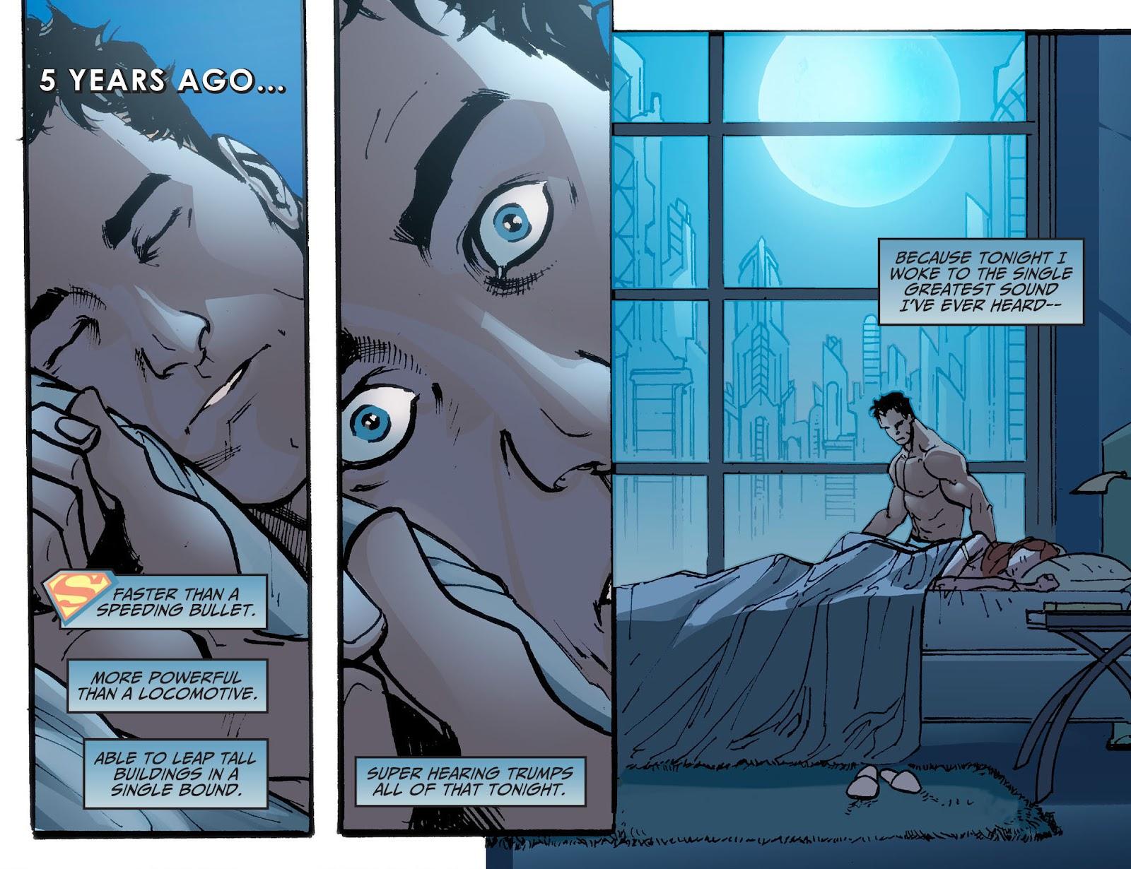 Injustice: Gods Among Us [I] Issue #1 #2 - English 5