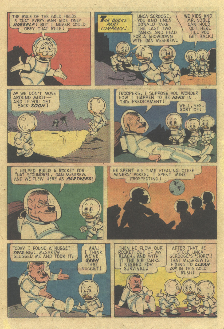 >Uncle Scrooge (1953) Iss #288 - English 20