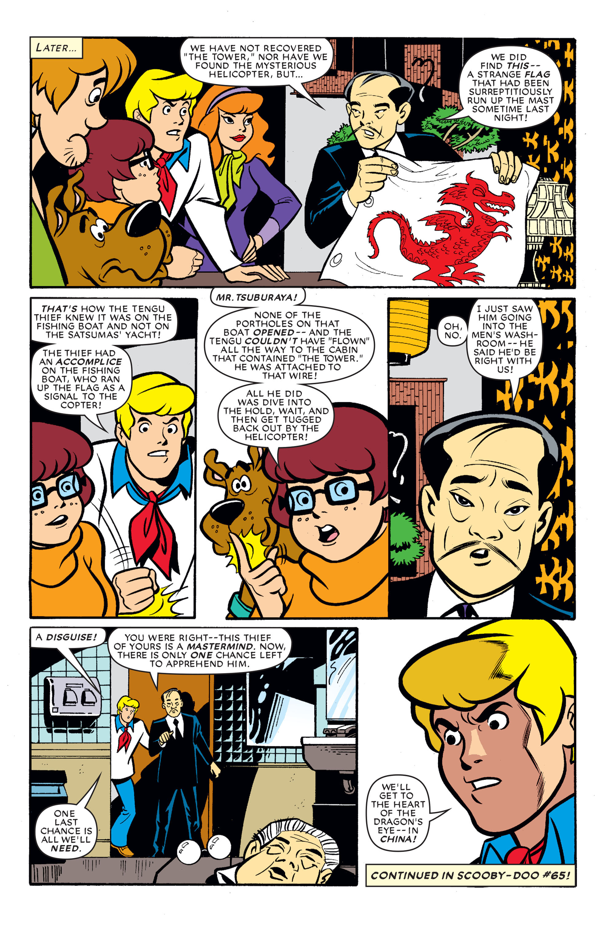 Read online Scooby-Doo (1997) comic -  Issue #64 - 23