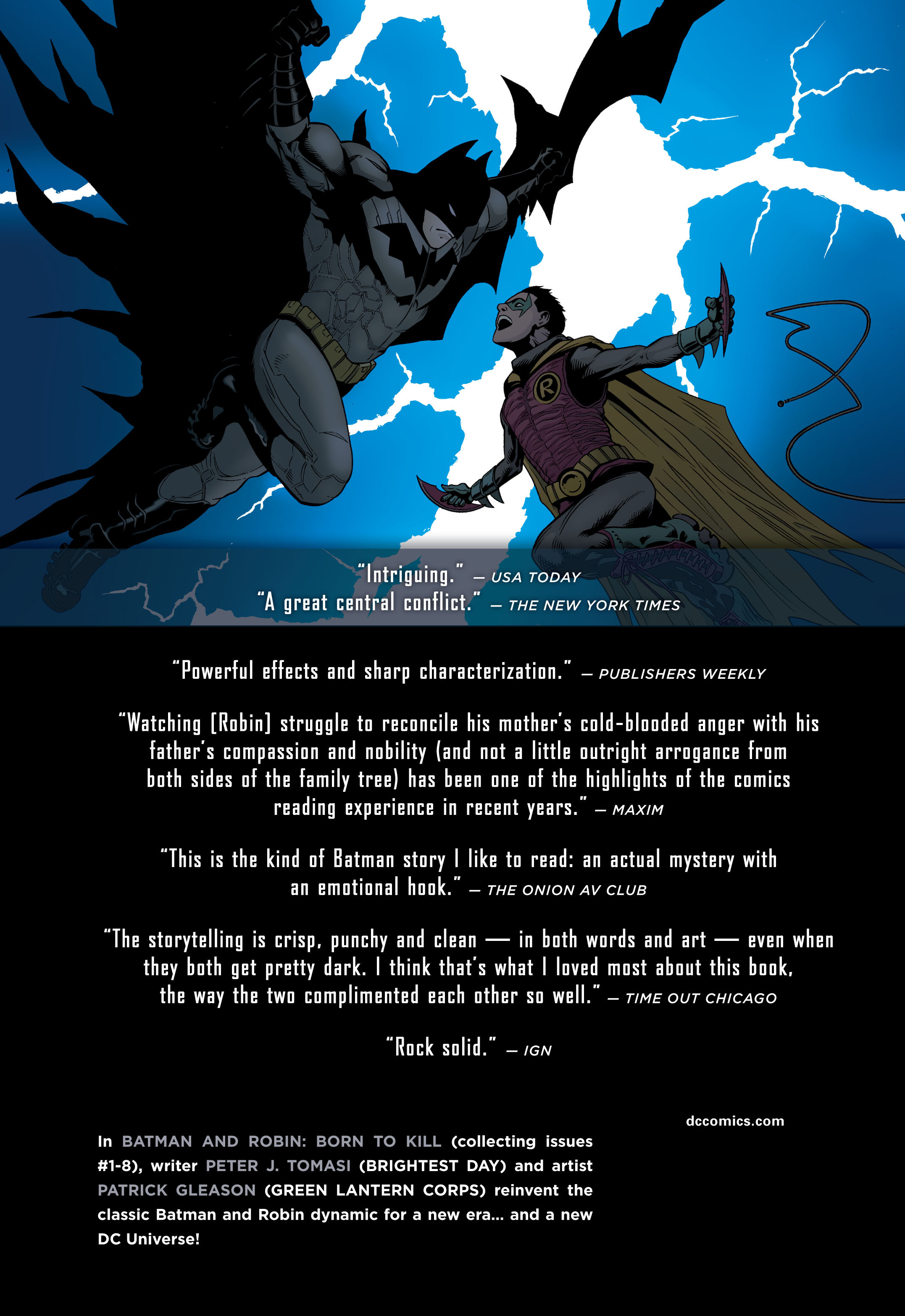 Batman and Robin (2011) chap 1 pic 185
