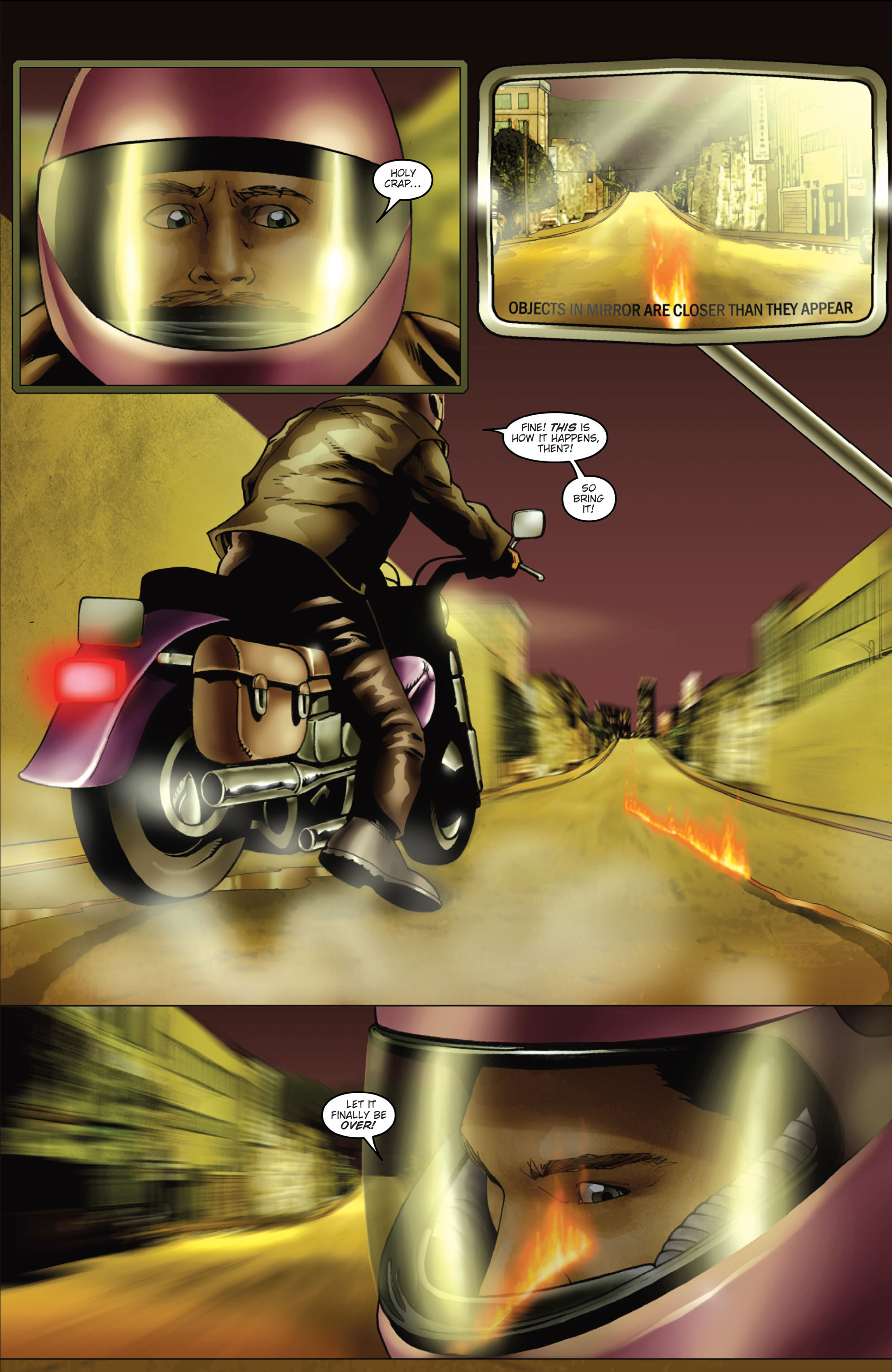 Read online Spike (2006) comic -  Issue # Full - 21