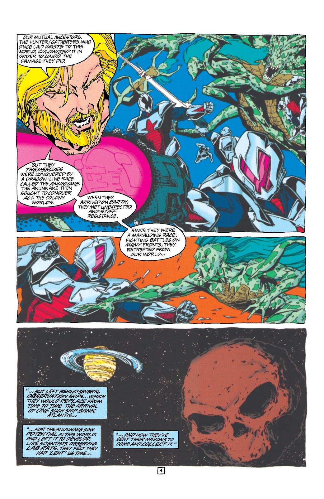 Aquaman (1994) Issue #24 #30 - English 5