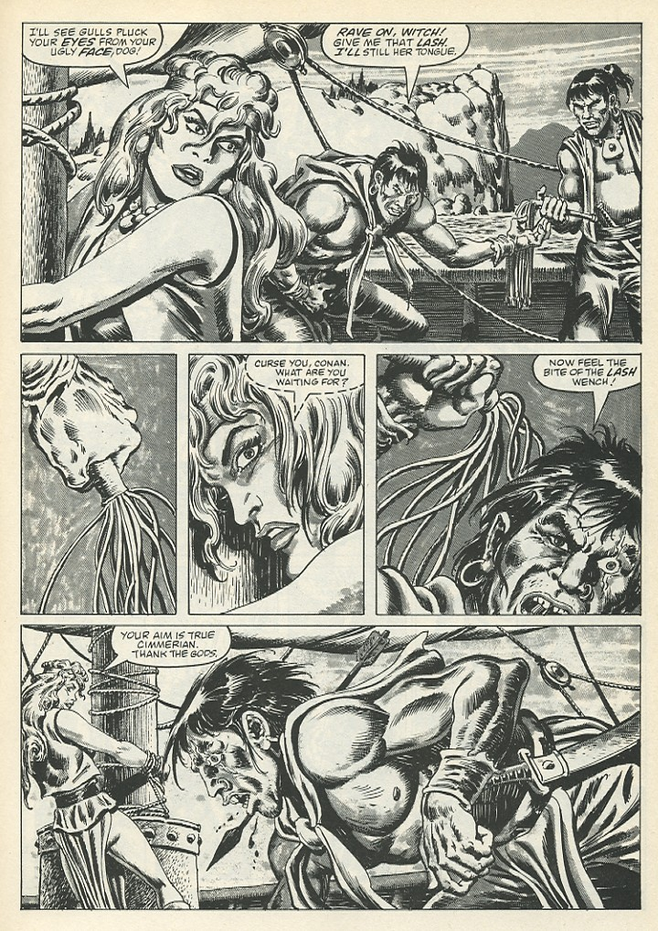 The Savage Sword Of Conan Issue #139 #140 - English 13