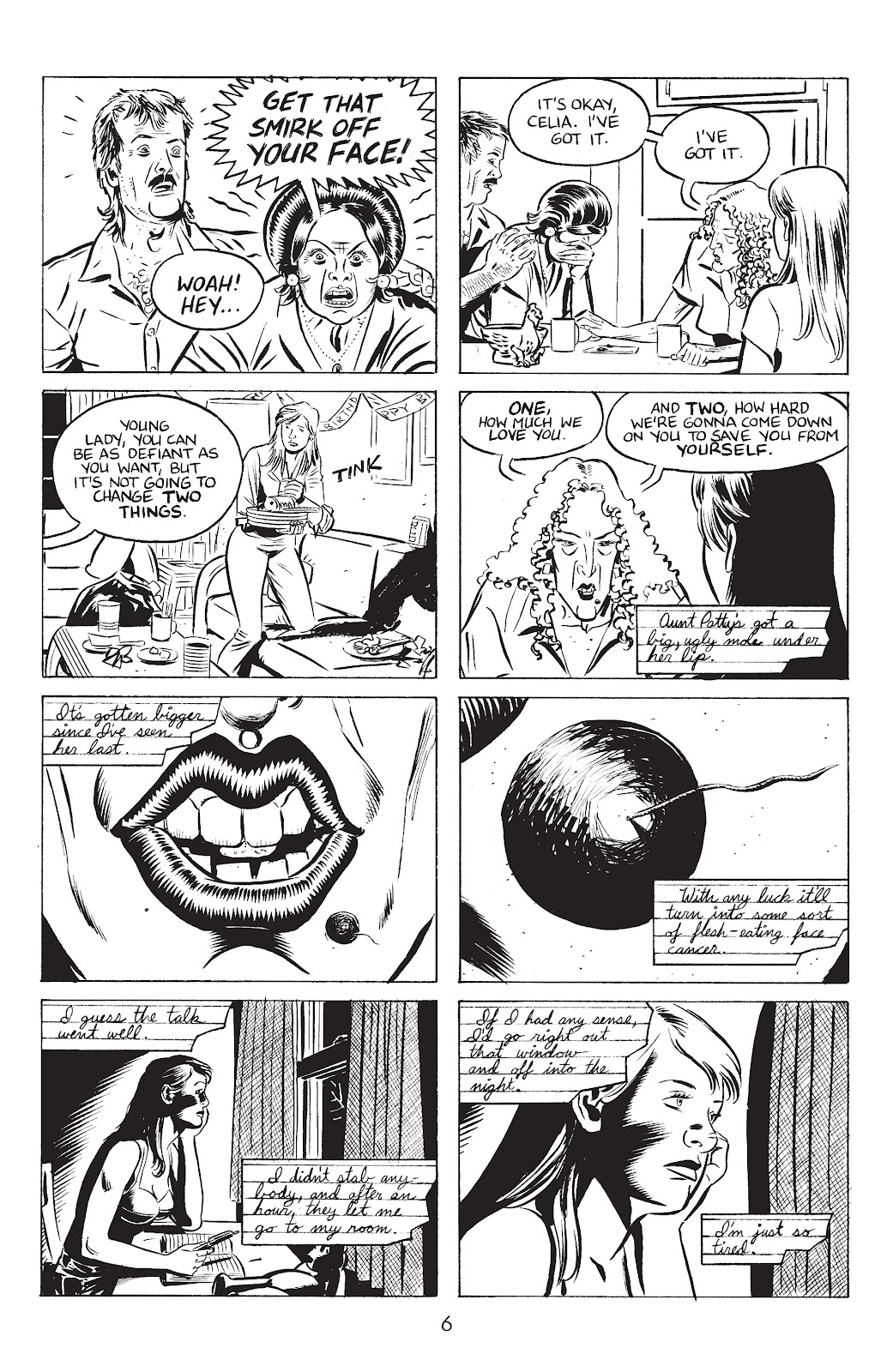 Stray Bullets Issue #36 #36 - English 8