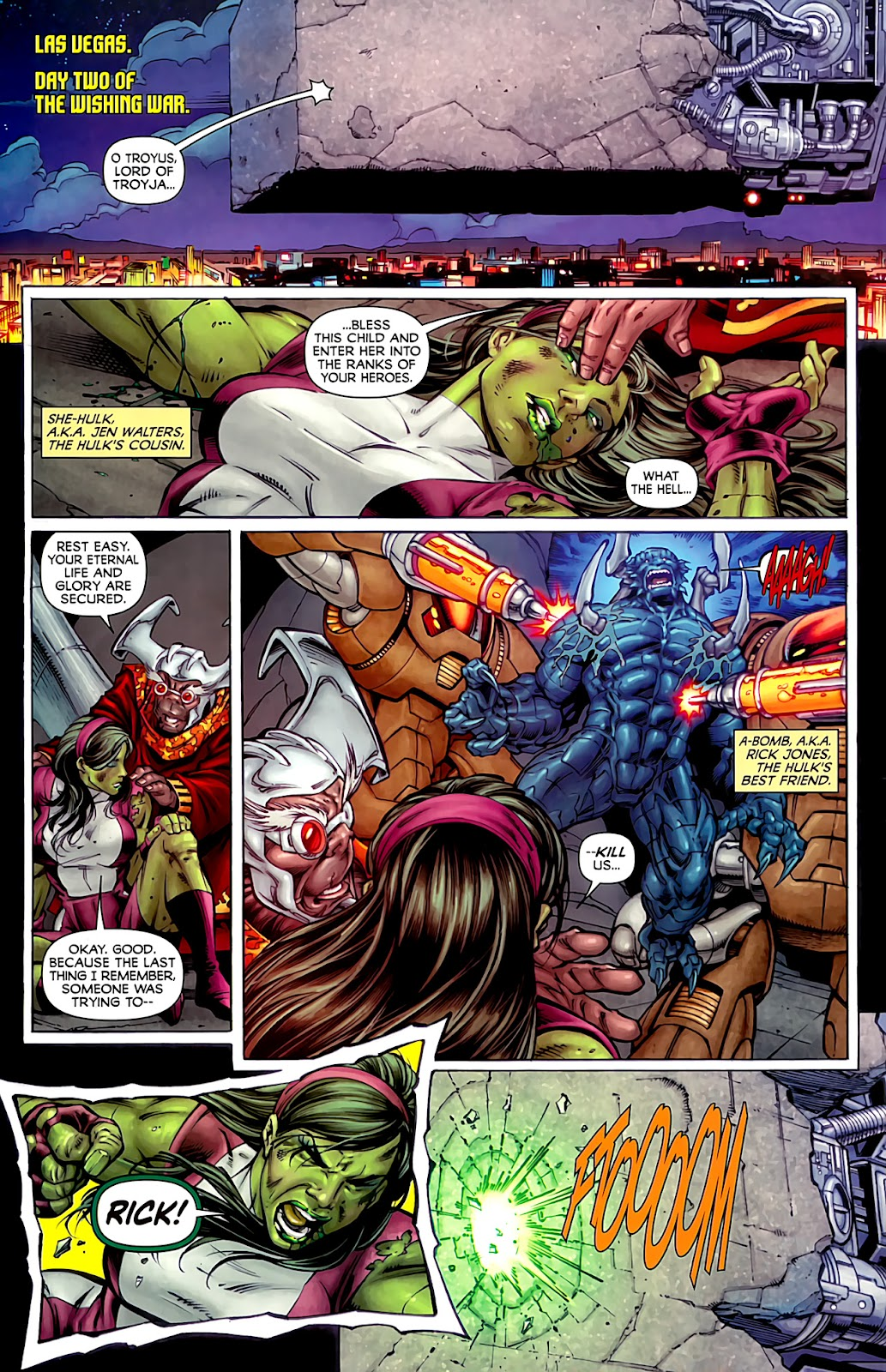 Incredible Hulks (2010) Issue #632 #22 - English 4