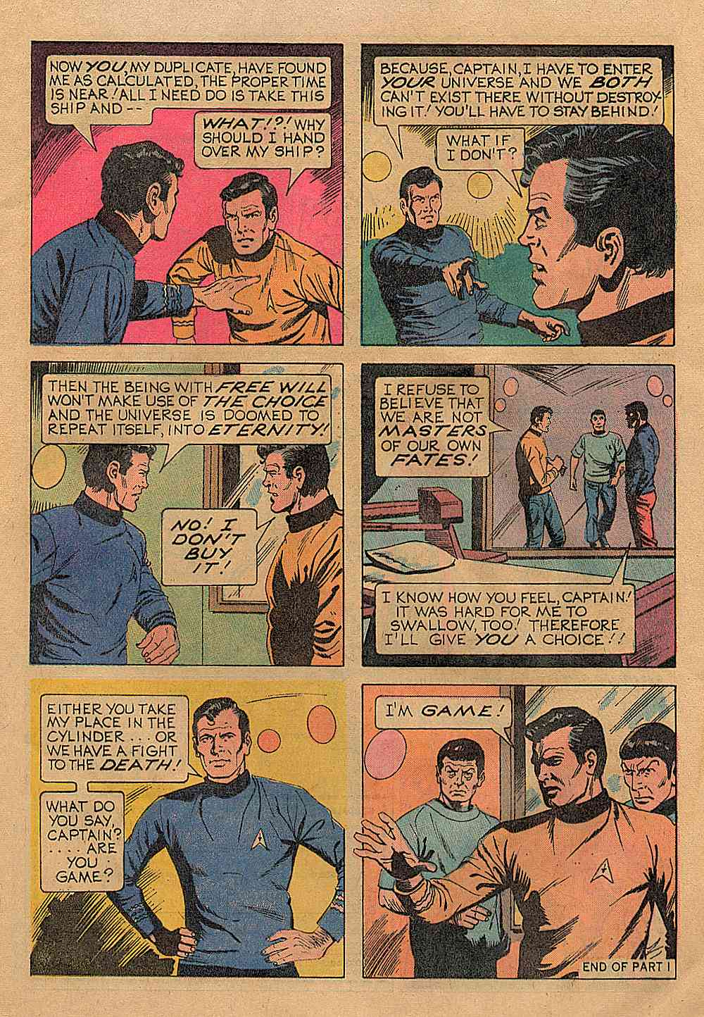 Star Trek (1967) Issue #33 #33 - English 14
