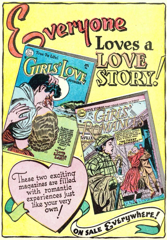 Read online Secret Hearts comic -  Issue #22 - 25