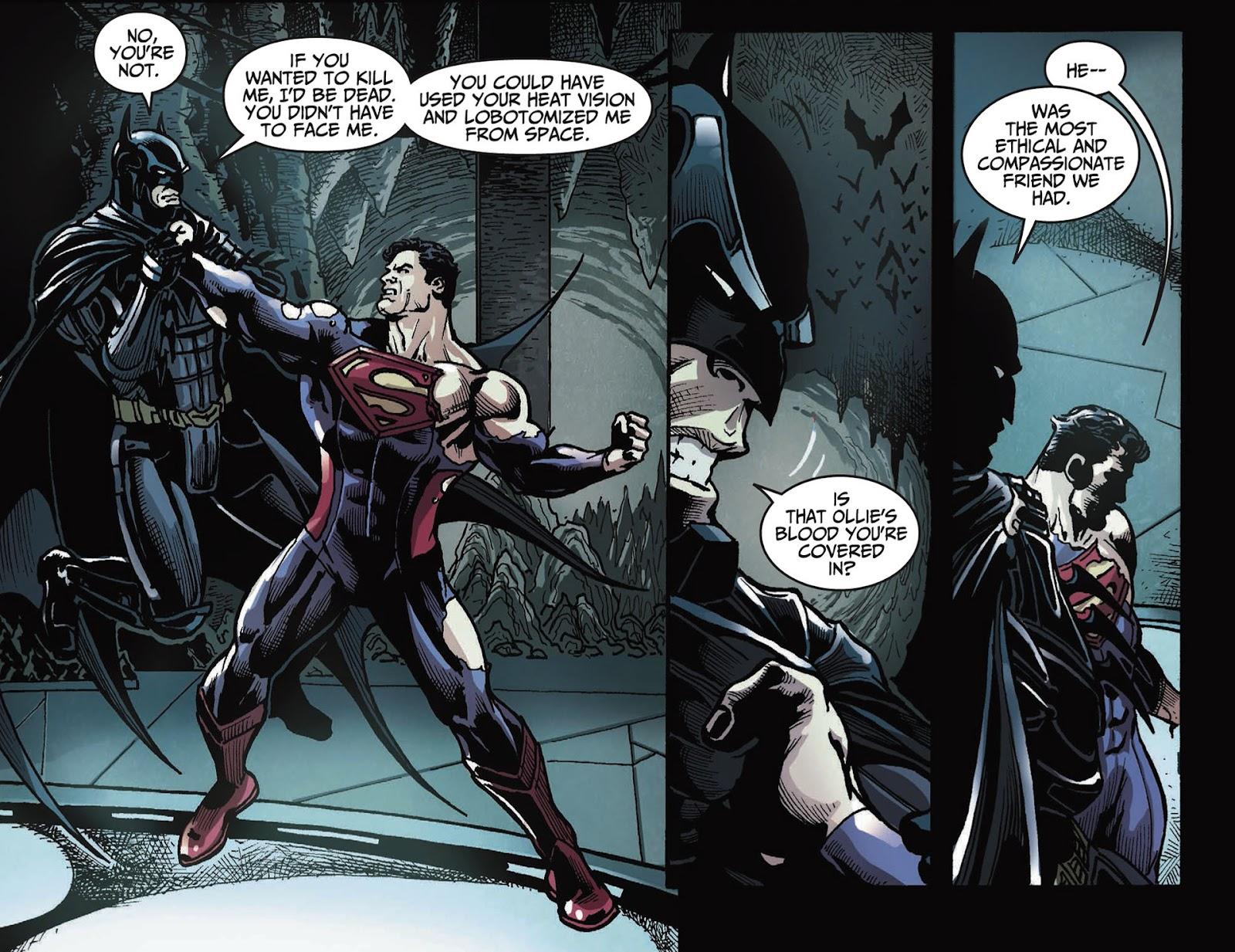 Injustice: Gods Among Us [I] Issue #35 #36 - English 10