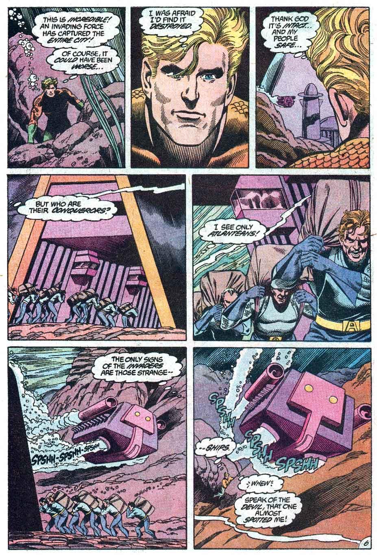 Aquaman (1989) Issue #1 #1 - English 7