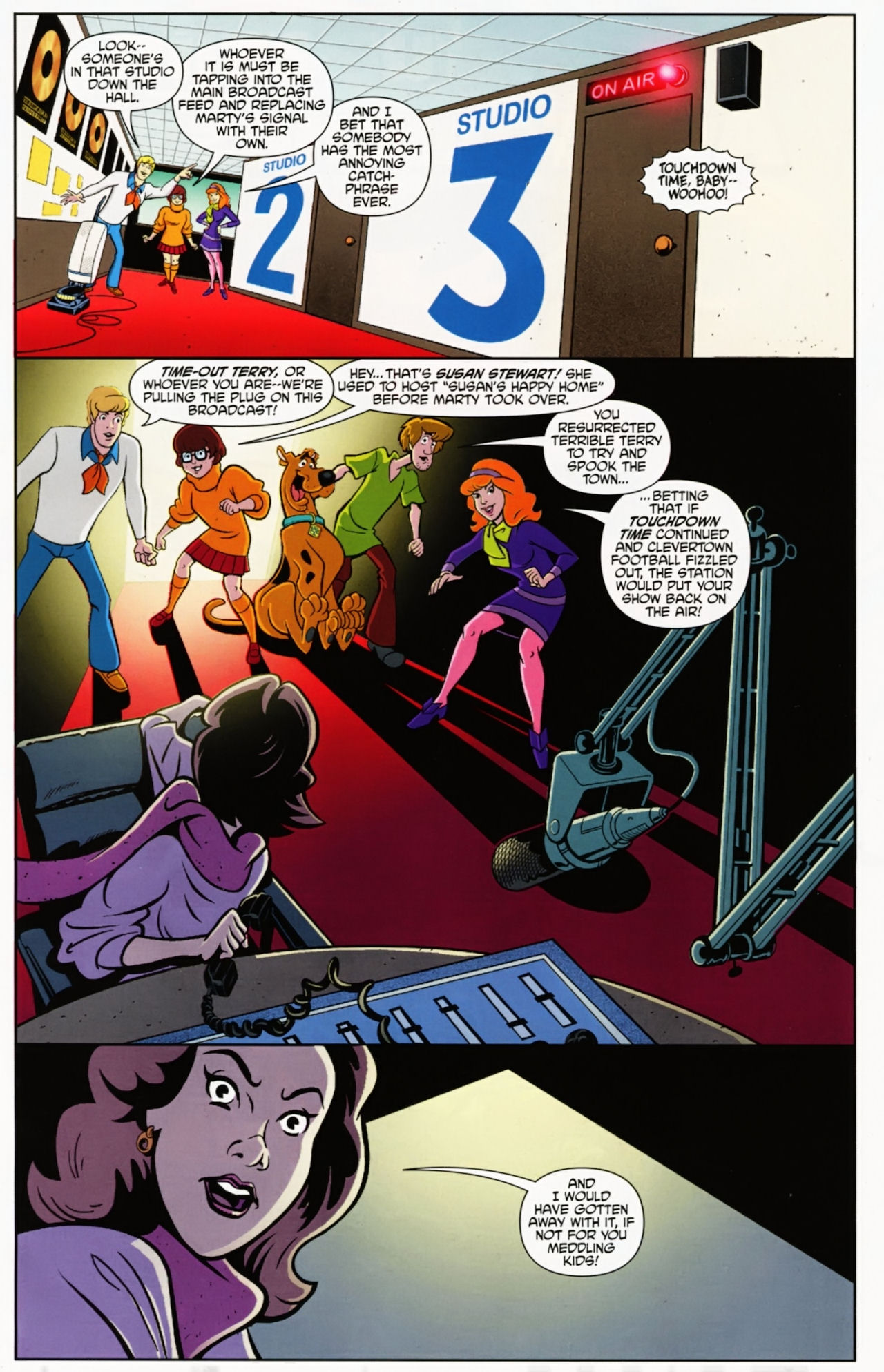 Read online Scooby-Doo: Where Are You? comic -  Issue #7 - 13