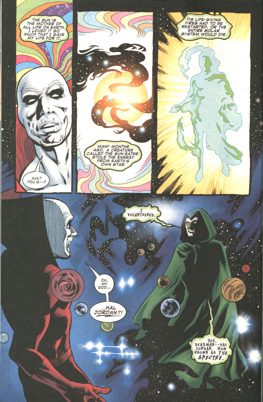 Read online Deadman: Dead Again comic -  Issue #5 - 5