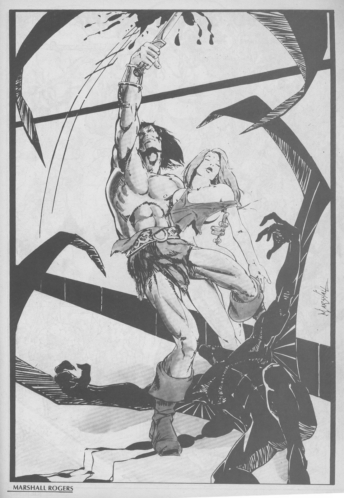 The Savage Sword Of Conan Issue #44 #45 - English 59