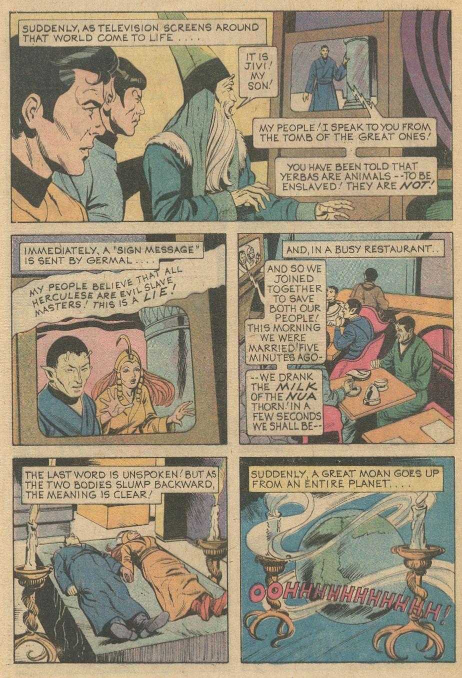 Star Trek (1967) Issue #32 #32 - English 25