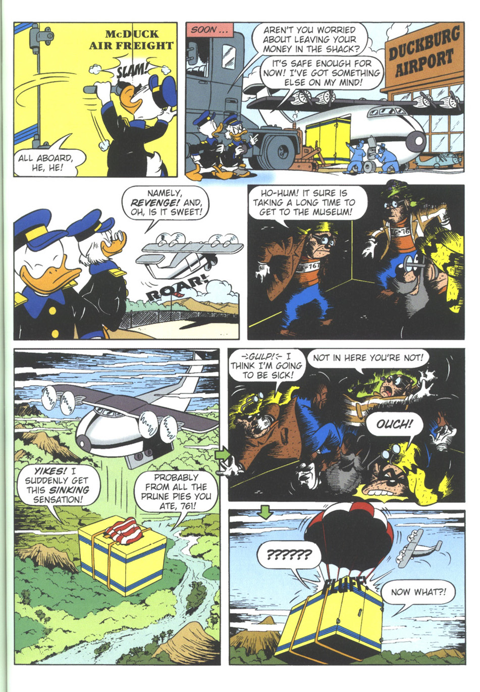 Uncle Scrooge (1953) Issue #309 #309 - English 61