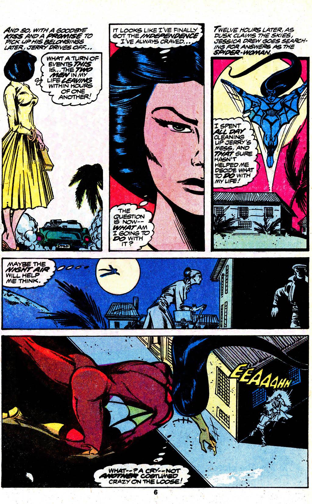 Spider-Woman (1978) #13 #38 - English 5