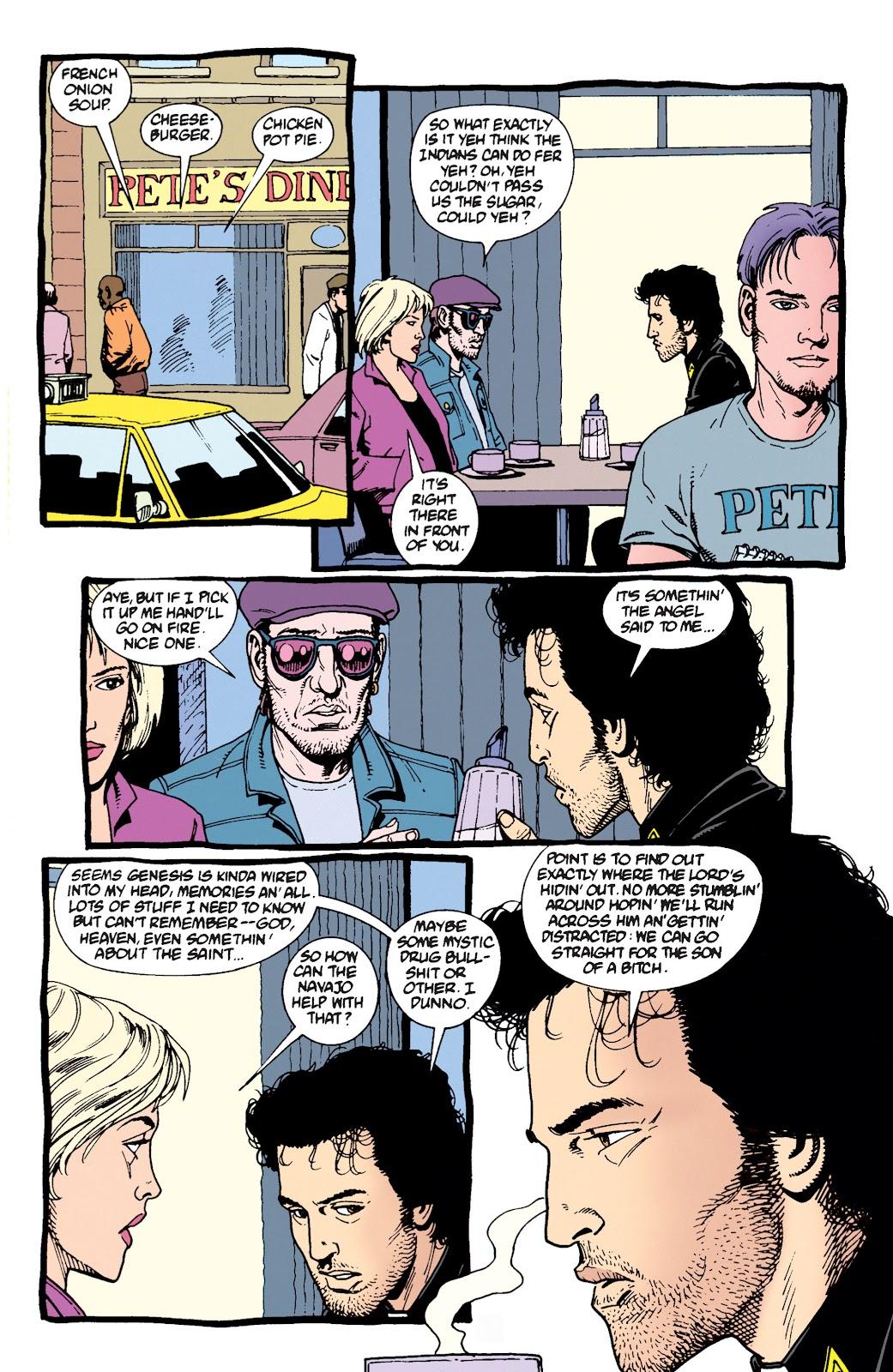 Preacher Issue #29 #38 - English 6