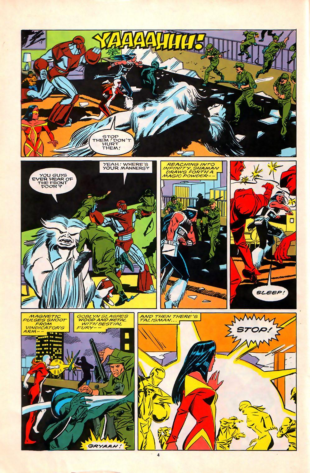 Alpha Flight (1983) 71 Page 5