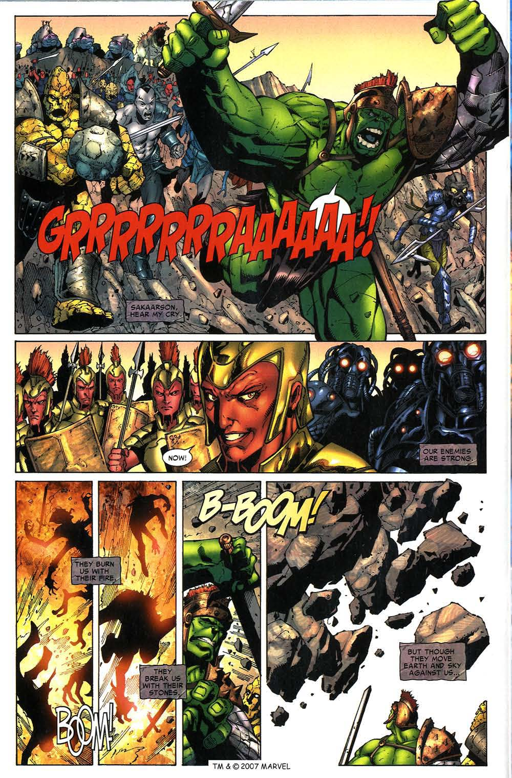Read online The Incredible Hulk (2000) comic -  Issue #97 - 16