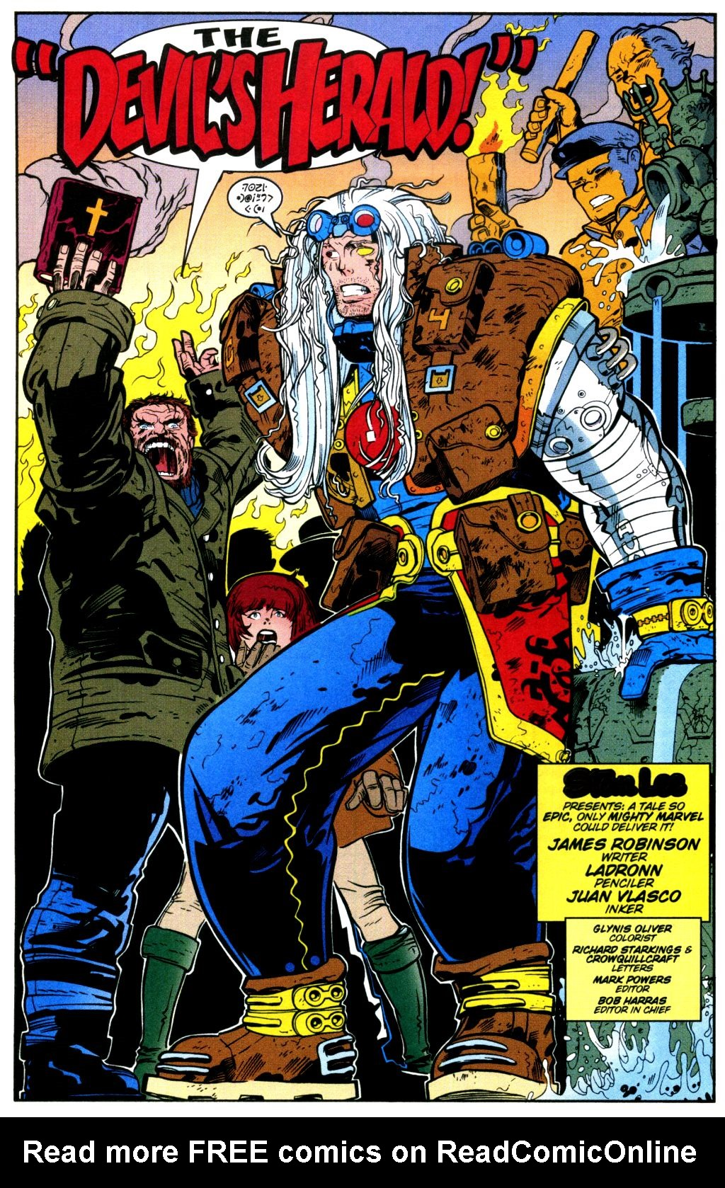 Cable (1993) #-1 #109 - English 7