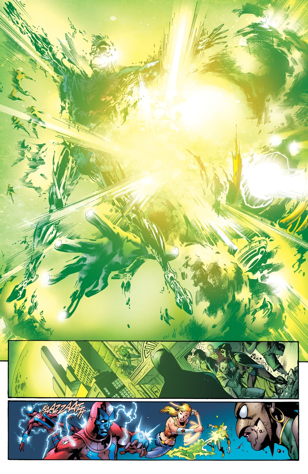 Green Lantern: The Sinestro Corps War Full #1 - English 271