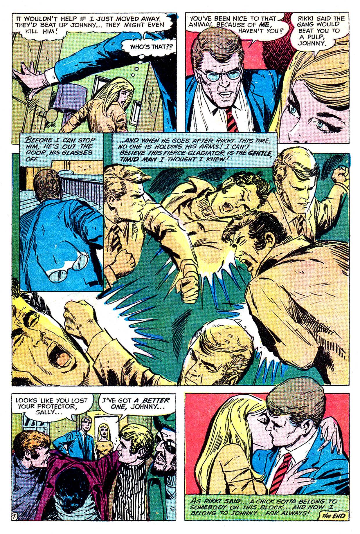 Read online Secret Hearts comic -  Issue #135 - 9