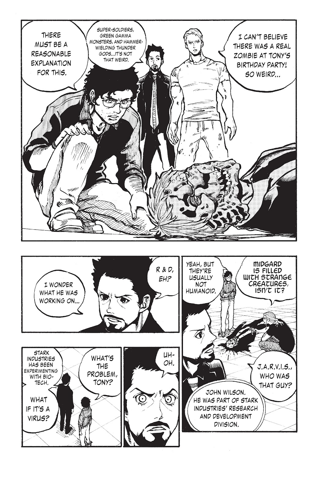 Zombies Assemble Issue #1 Page 18