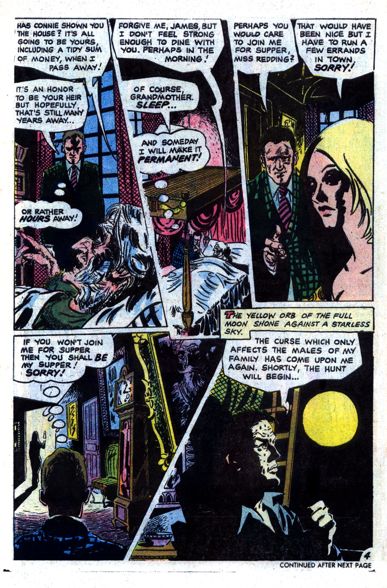Read online Scary Tales comic -  Issue #13 - 6