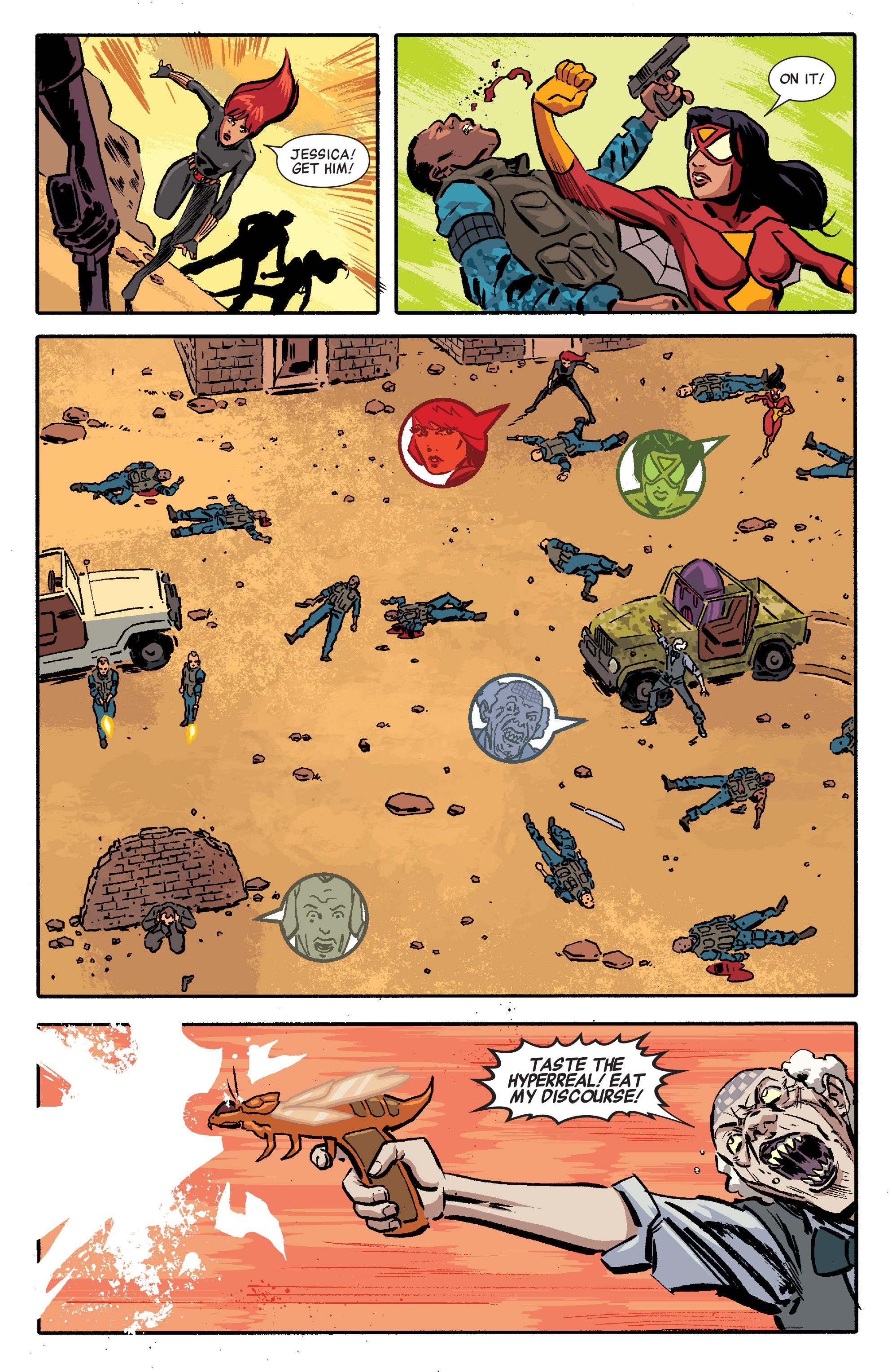 Read online Secret Avengers (2014) comic -  Issue #3 - 11