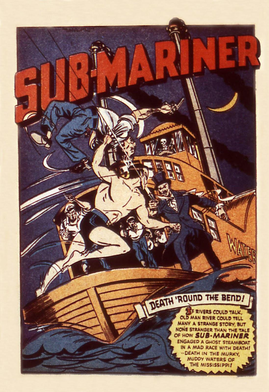 Sub-Mariner Comics Issue #7 #7 - English 46