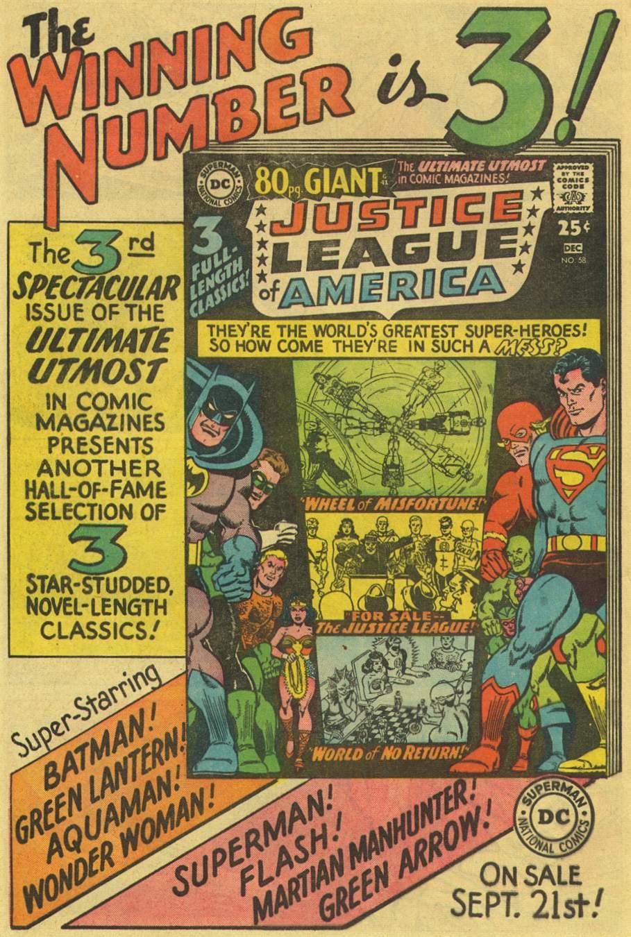 Aquaman (1962) Issue #36 #36 - English 27