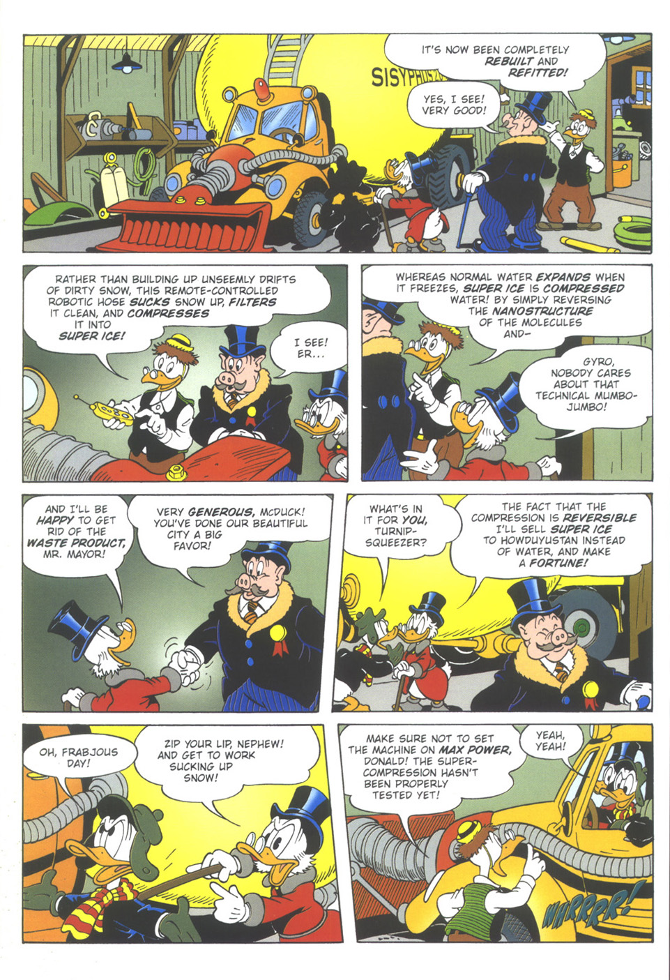 Uncle Scrooge (1953) Issue #351 #351 - English 59