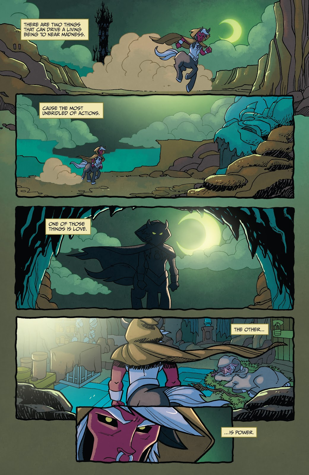 My Little Pony: Fiendship is Magic Issue #2 #2 - English 13