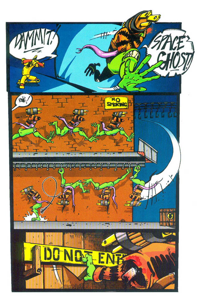 Read online Scud: The Disposable Assassin (1994) comic -  Issue #1 - 23