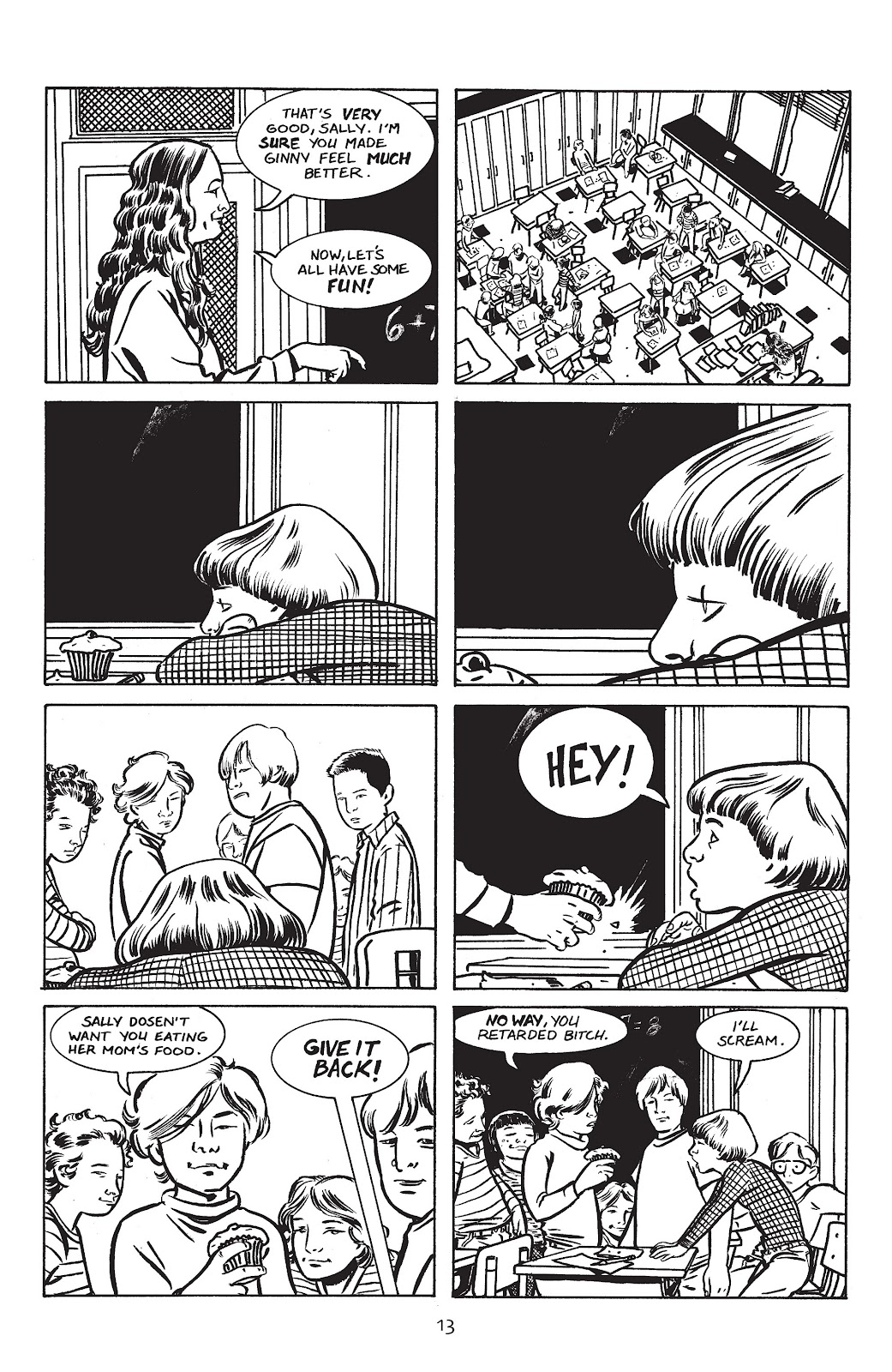Stray Bullets Issue #2 #2 - English 15