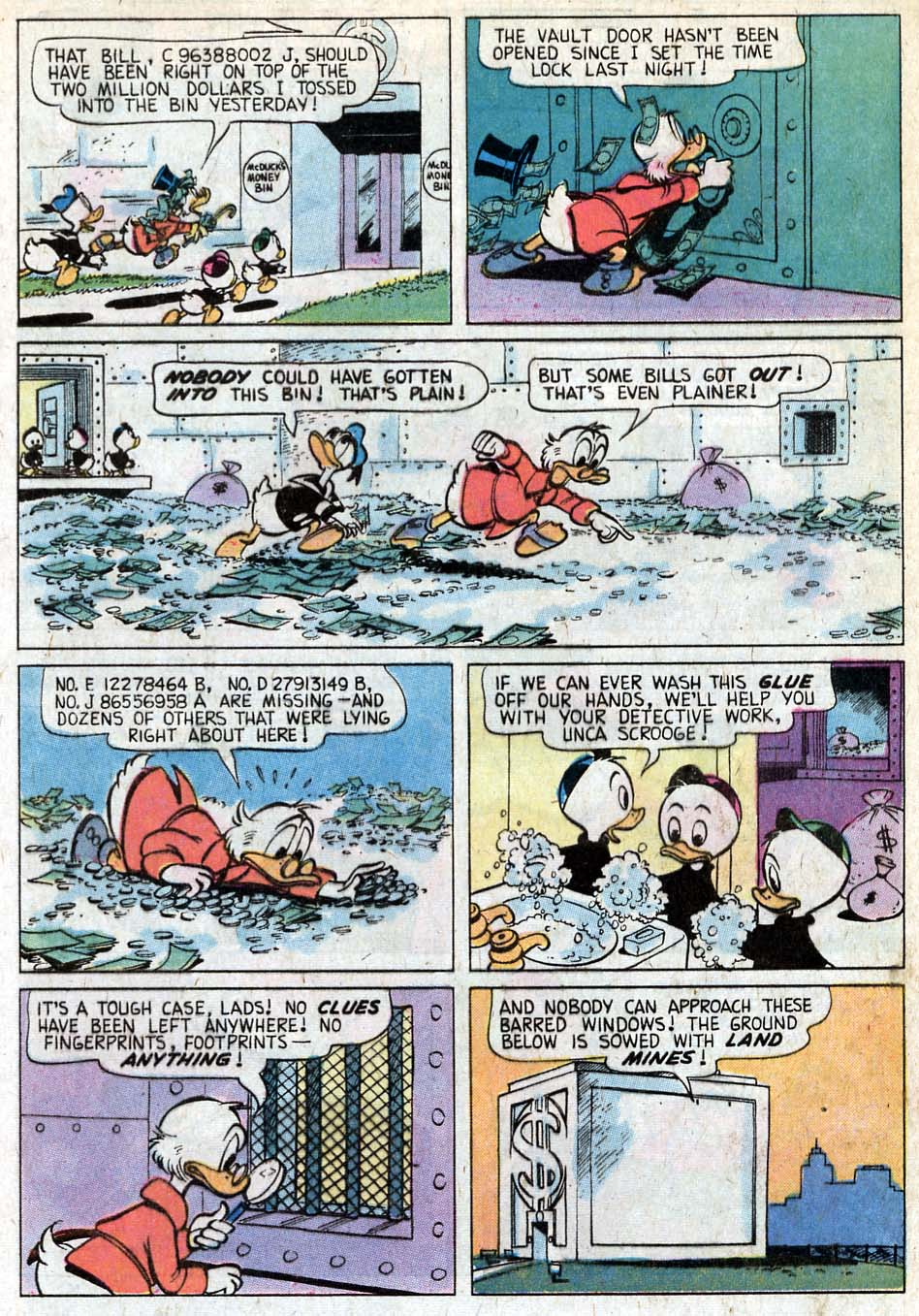 Uncle Scrooge (1953) Issue #141 #141 - English 9