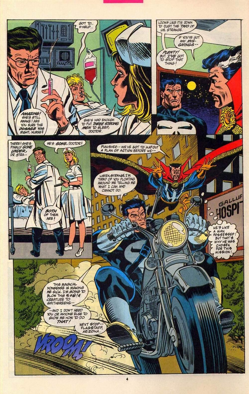 Read online Secret Defenders comic -  Issue #5 - 5