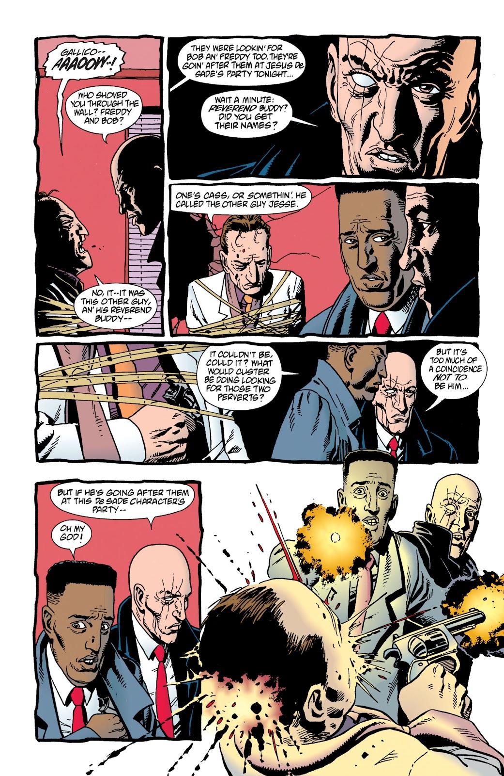 Preacher Issue #15 #24 - English 12