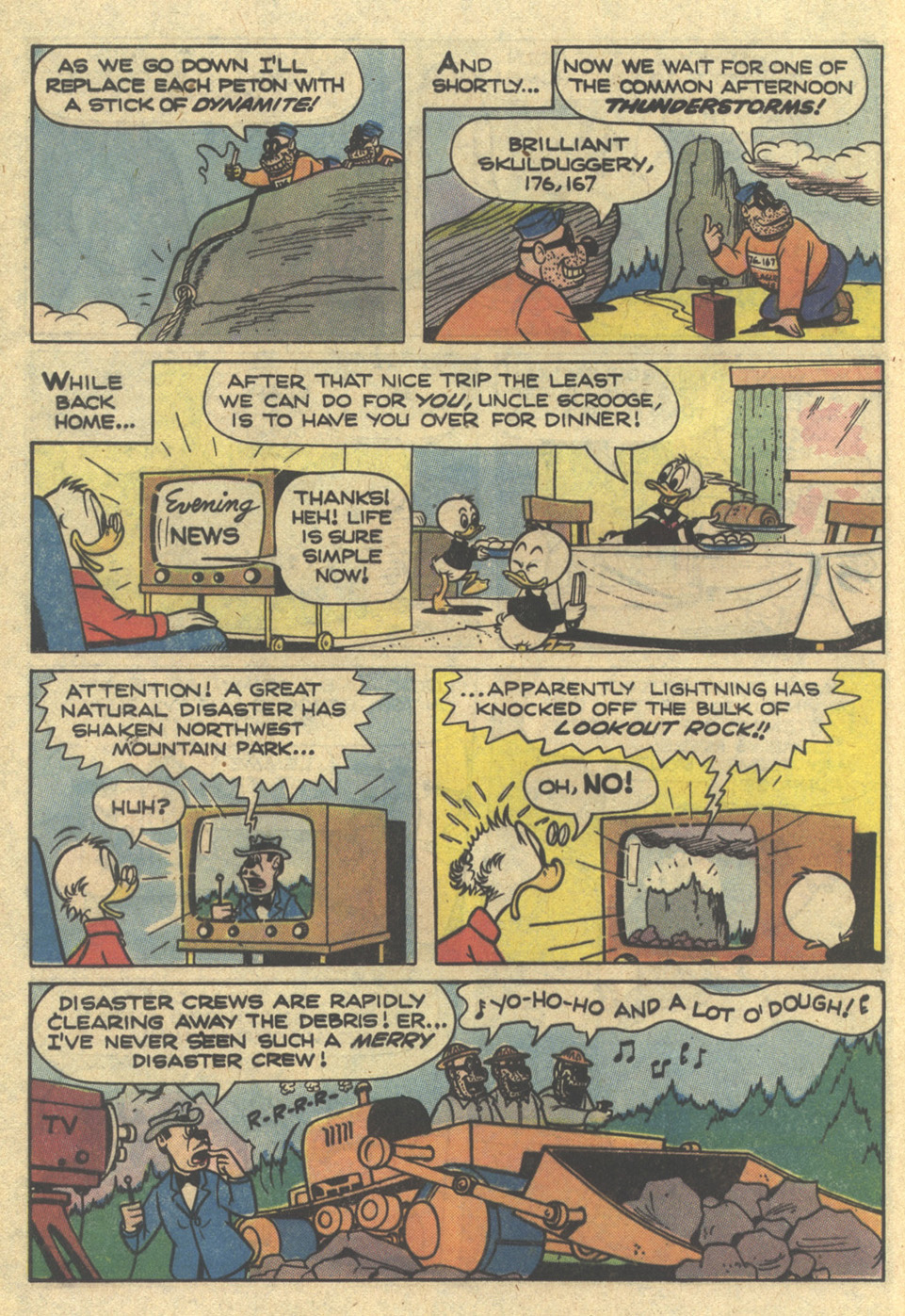 Uncle Scrooge (1953) Issue #167 #167 - English 12