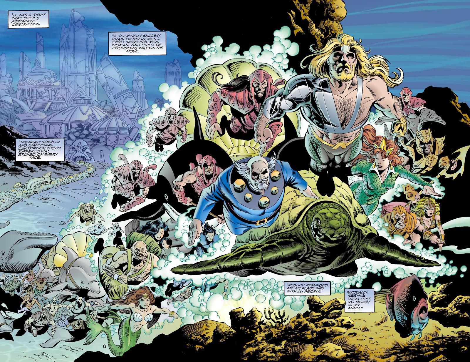 Aquaman (1994) Issue #65 #71 - English 7